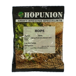 824490 - German Polaris Pellet Hops - 1oz.
