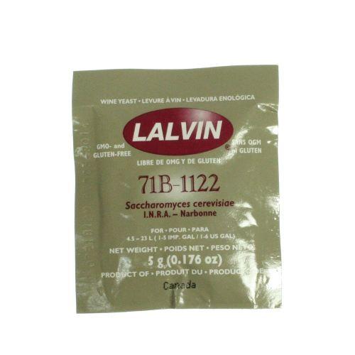 lalvin yeast ec 1118 instructions