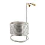 "841136 - Wort Chiller - Stainless Steel - 1/2"" x 50ft."
