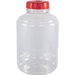 841295 - Fermonster Wide-Mouth Plastic Carboy - 3 Gallon