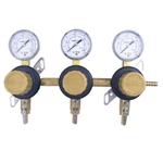 843631 - Secondary CO2 Regulator - 3-way