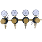 843632 - Secondary CO2 Regulator - 4-way