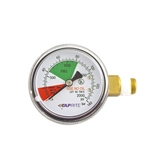 843640 - High Pressure Gauge 0-2000psi
