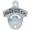 863613 - Bottle Opener - Home Brewed - Wall Mount