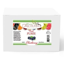 827367 - Brewer's Orchard Blueberry Puree - 4.4lbs.