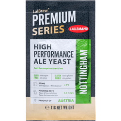 830352 - LalBrew Nottingham Ale Dry Yeast - 11g