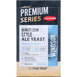 830355 - LalBrew Windsor Ale Dry Yeast - 11g