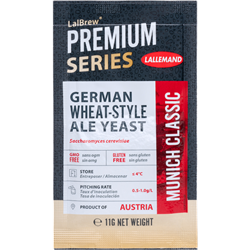 830358 - LalBrew Munich Classic Dry Yeast - 11g