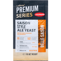 830369 - LalBrew Belle Saison Dry Yeast - 11.5g