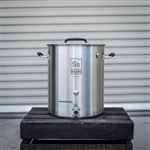 840785 - Ss Brew Kettle - 10 Gallon