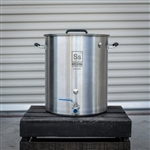 840787 - Ss Brew Kettle - 15 Gallon