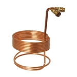 "841125 - Wort Chiller - 3/8"" x 25ft. w/compression fittings"
