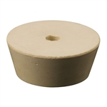 841350 - Rubber Stopper - Size 12 - Drilled