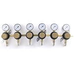 843633 - Secondary CO2 Regulator - 6-way