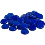 863244 - Bottle Caps - 144 pcs - Blue - Oxygen Barrier