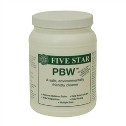 883128 - PBW - Powdered Brewery Wash - 4lb.